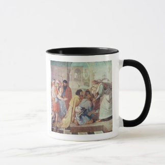 Joseph recognised by his brothers mug