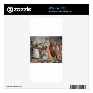 Joseph Reveals Himself to His Brothers - Cornelius iPhone 4S Decal