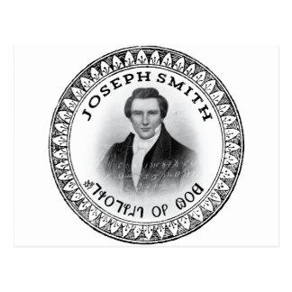 Joseph Smith el profeta de dios Postales