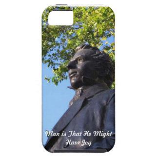 Joseph Smith Joy Quote iPhone Case