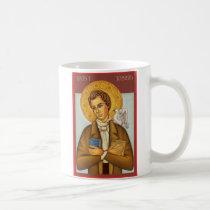 "Joseph Smith, Latter-day ""Saint"" Mug"