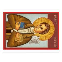 "Joseph Smith, Latter-day ""Saint"" Postcard"