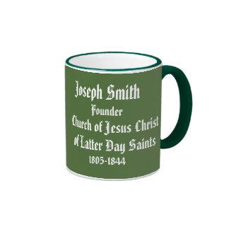 Joseph Smith LDS Founder Mug