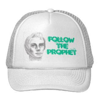 Joseph Smith mormon LDS prophet Trucker Hats