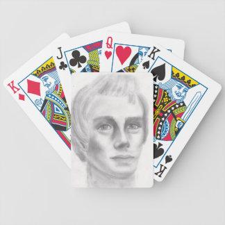 Joseph Smith mormon LDS prophet Poker Deck