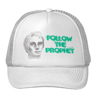 Joseph Smith mormon LDS prophet Trucker Hat