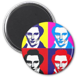 Joseph Smith Pop Art Magnets