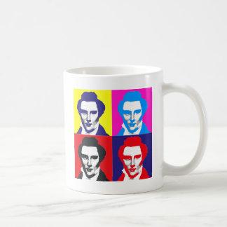 Joseph Smith Pop Art Classic White Coffee Mug