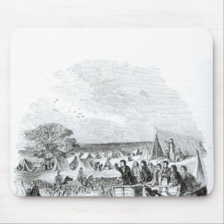 Joseph Smith Preaching in the Wilderness Mouse Pad