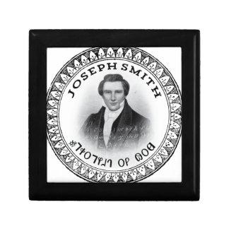 Joseph Smith THE Prophet of God Jewelry Boxes