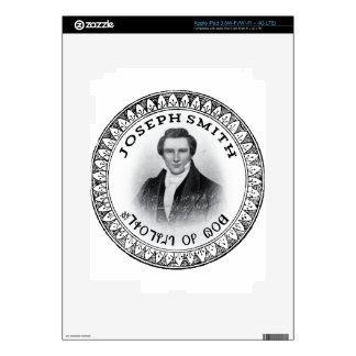 Joseph Smith THE Prophet of God iPad 3 Decal