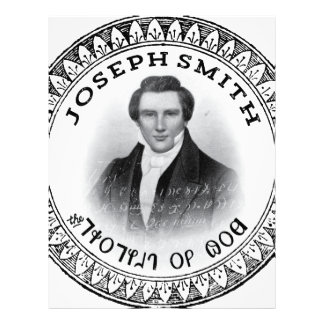 Joseph Smith THE Prophet of God Letterhead