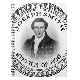 Joseph Smith THE Prophet of God Notebook