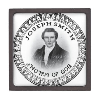 Joseph Smith THE Prophet of God Premium Keepsake Boxes