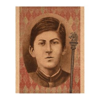 Joseph Stalin 14 años Papel De Corcho