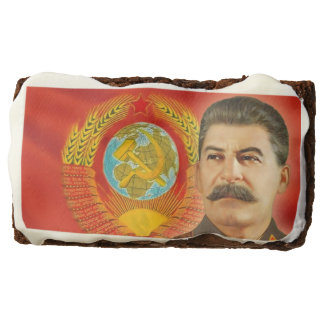 Joseph Stalin Chocolate Brownie