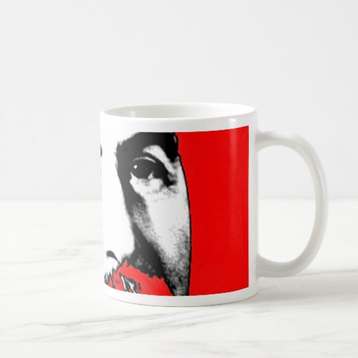 Joseph Stalin - Colon Logo Classic White Coffee Mug