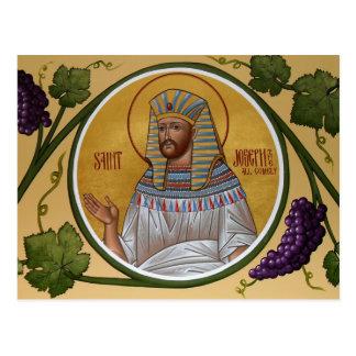 Joseph the All-Comely Prayer Card Postcard
