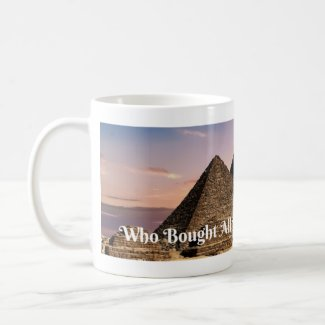 Joseph The Real Ruler of Egypt Coffee Mug
