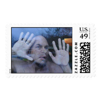 Joseph Trapped Behind Glass Stamp