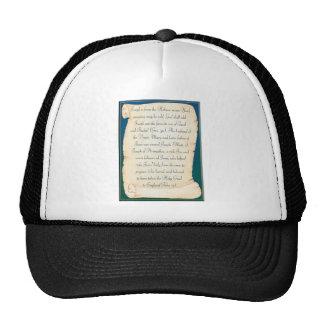Joseph Trucker Hats
