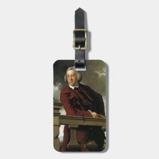 Joseph Wright- Robert Vernon Atherton Gwillym Travel Bag Tag