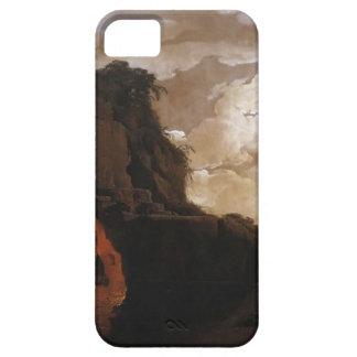 Joseph Wright- Virgil's Tomb, Silius Italicus iPhone 5 Covers
