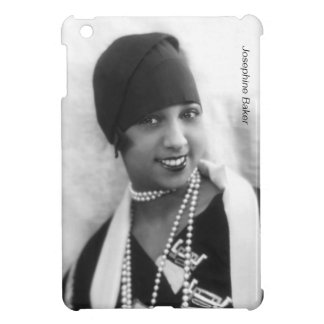 Josephine Baker iPad Mini Glossy Finish Case iPad Mini Cover