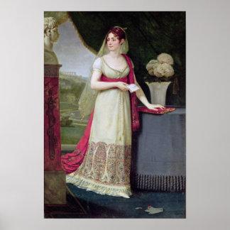 Josephine Tasher de la Pagerie  Empress Poster