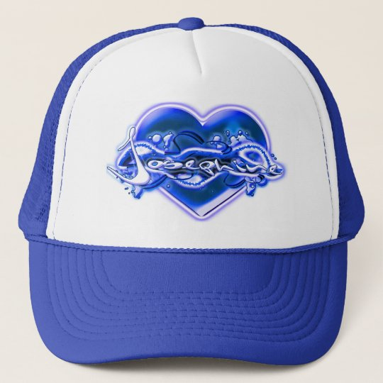Josephine Trucker Hat