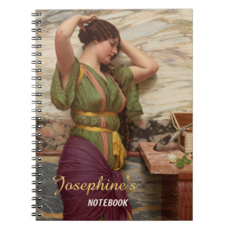 Josephine's CC0633 John William Godward Notebook