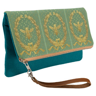 Josephine's Empire Bee Clutch Handbag