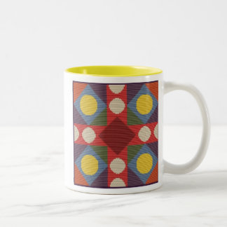 JOSEPHS COAT Two-Tone COFFEE MUG