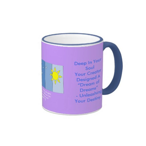 Joseph's Dream Coffee Mugs
