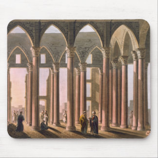 Joseph's Hall in the Castle of Cairo, plate 31 fro Mouse Pad