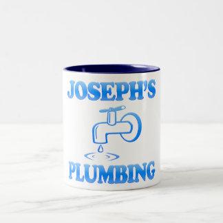 Joseph's Plumbing Mugs