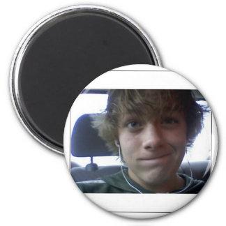 josh 2 inch round magnet