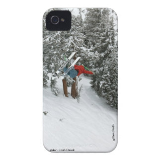 Josh Daiek Top Freeskier in the world iphone 4 s iPhone 4 Case-Mate Cases