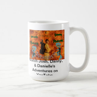 Josh, Danny, & Danielle's Adventures Mug