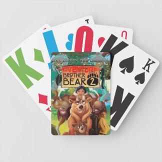 ¡Josh, Danny, y tarjetas de la cubierta de las ave Baraja Cartas De Poker