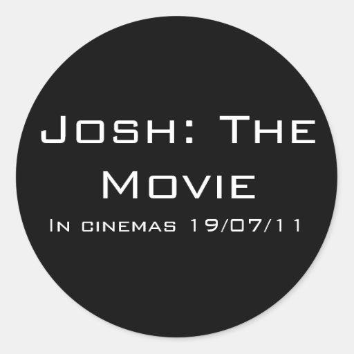 Josh: El pegatina de la película