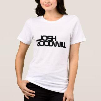 Josh Goodwill Branded Woman's T-Shirt