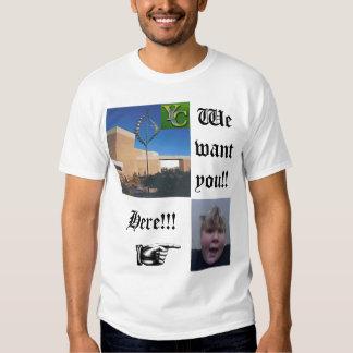 Josh to Yavapai college T-shirt
