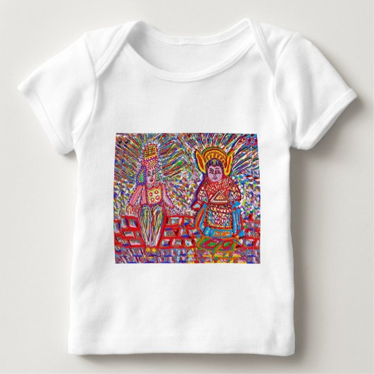 JOSHANI n NOVINO Featherless Angels Baby T-Shirt