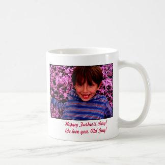 Joshie Among The Flowers, Happy Father's Day!We... Mug