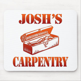 Josh's Carpentry Mouse Pad