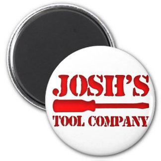 Josh's Tool Company 2 Inch Round Magnet
