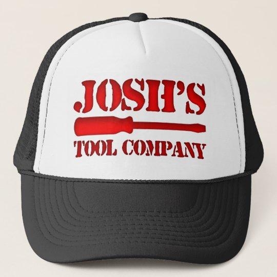 Josh's Tool Company Trucker Hat