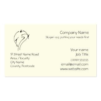 Joshu - Be Magnificent, Zen-like sayings Business Card