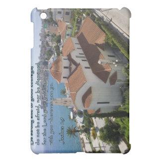 Joshua 1:9 Albanian Church Case For The iPad Mini